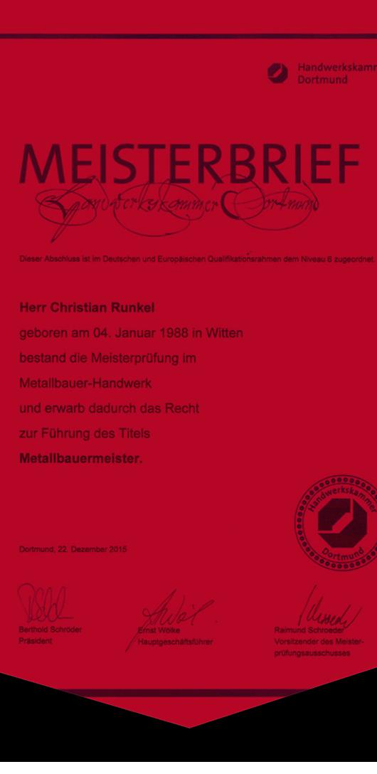 Hintergrundbild für Zahlen zum Unternehmen Meister Schweißtechnik