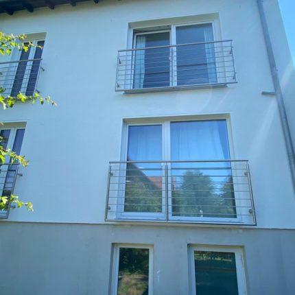 Fenstergitter aus Stahl Witten